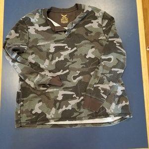 Faded Glory Camo Shirt